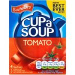 Batchelors Cup a Soup Tomato 4 Pack 93g