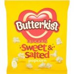 Butterkist Delicious Sweet & Salted Popcorn 85g