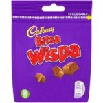 Cadbury Bitsa Wispa Chocolate Bag 95g