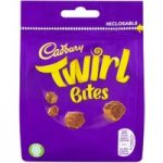 Cadbury Twirl Bites Chocolate Bag 95g