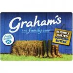 Graham's The Family Dairy Slightly Salted Scottish Butter 250g
