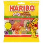 HARIBO Jelly Bunnies 180g £1 PM