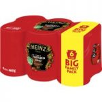 Heinz Classic Cream of Tomato Soup 6 x 400g