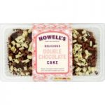 Howell's Delicious Double Chocolate Cake 350g