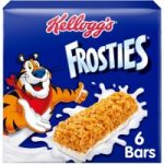 Kellogg's Frosties Cereal Bar, 25g (Pack of 6)