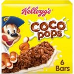 Kellogg's Coco Pops Cereal Bar, 20g (Pack of 6)