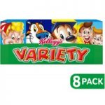 Kellogg's Cereal Variety Pack