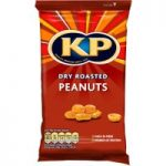 KP Dry Roasted Peanuts 150g