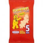 Pom-Bear Original Potato Snacks 5 x 15g