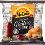 McCain Triple Cooked Gastro Chips 640g