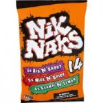 Nik Naks Assorted Pack 14 x 25g
