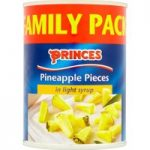 Princes Pineapple Pieces in Light Syrup 565g