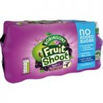 Fruit Shoot Apple & Blackcurrant Kids Juice Drink 15 x 200ml