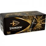 Strongbow Original Cider Can 18 x 440ml
