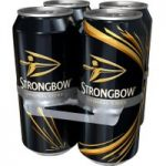 Strongbow Original Cider Can 4 x 440ml