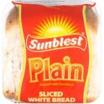 Sunblest Plain Sliced White Bread 800g