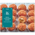 Iceland 16 Mini Chicken Kievs 448g