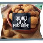 Iceland American Style Breaded Garlic Mushrooms 280g