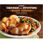 Iceland Chicken and Stuffing Roast Dinner