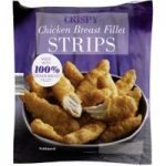 Iceland Crispy Chicken Breast Fillet Strips 600g
