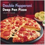 Iceland Double Pepperoni Deep Pan Pizza 385g