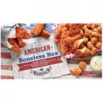 Iceland Let's Eat American Boneless Box 500g