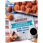 Iceland Let's Eat American Buttermilk Chunks with Honey BBQ Sauce 400g