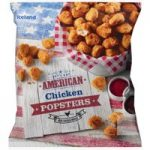 Iceland Lets Eat American Chicken Popsters 850g