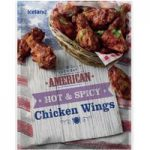 Iceland Let's Eat American Hot & Spicy Chicken Wings 390g