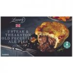 Iceland Luxury 2 Steak And Theakston Old Peculier Ale Pies 440g