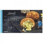 Iceland Luxury Melt in the Middle Cod Mornay Fish Cakes 260g