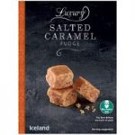 Iceland Luxury Salted Caramel Fudge 150g