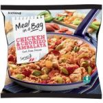 Iceland Meal in a Bag Chicken & Chorizo Jambalaya 750g