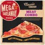 Iceland Meat Combo Classic Crust Pizza 790g