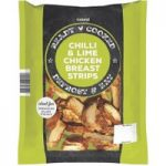 Iceland Ready Cooked Chilli & Lime Chicken Breast Strips 450g