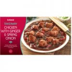 Iceland Takeaway Chicken with Ginger & Spring Onion 375g