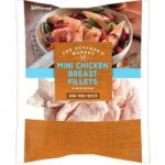 Iceland the Butcher's Market Mini Chicken Breast Fillets 1Kg