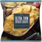 Iceland Ultra Thin Potato Crisps 550g