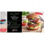 Slimming World Free Food 4 Syn-Free Beef Quarter Pounders 454g